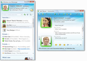 Portable Windows Live Messenger v2009 14.0.8089.726